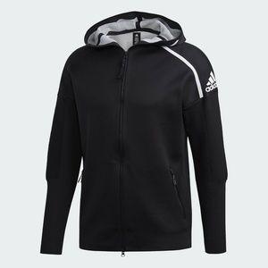 ADIDAS Z.N.E. PrimeKnit Full-Zip Hoodie/Jacket DT0